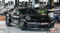 Porsche 911 Turbo S | Ultra Low Mileage
