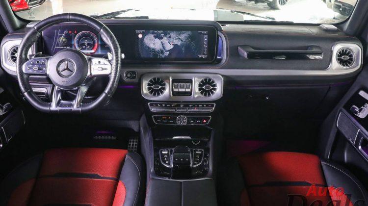 Mercedes Benz G 63 AMG | Full Service History