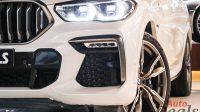 BMW X6 XDrive M50i Master Class+ Kit | 2020 – GCC – Low Mileage | With Warranty & Service Contract