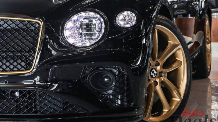 Bentley Continental GT Mulliner W12 Aurum Edition 1 of 10   GCC – With Warranty & Service Contract