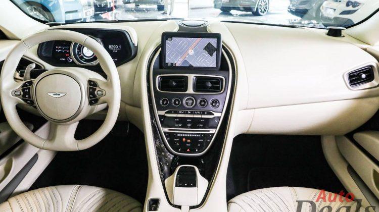 Aston Martin DB 11 Launch Edition