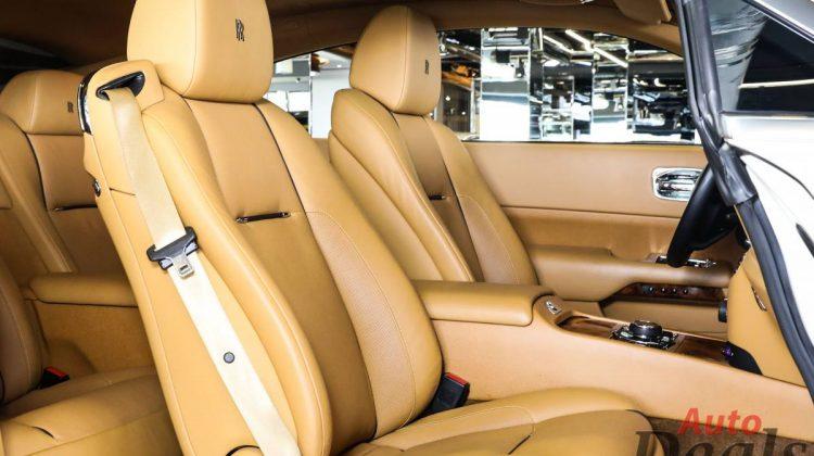 Rolls Royce Wraith | GCC – Very Low Mileage