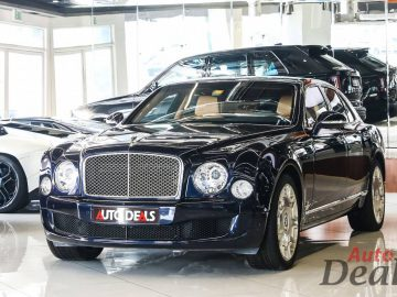 Bentley Mulsanne | GCC – Very Low Mileage