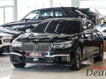 BMW M760 Li XDrive V12 | GCC – Low Mileage
