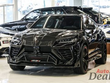 Lamborghini Urus Mansory | Full Carbon Package | GCC – With Warranty and Service Contract