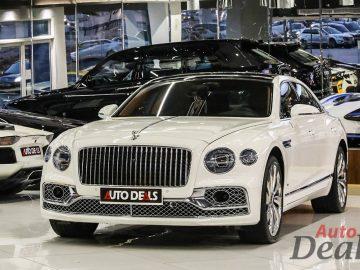 Bentley Flying Spur W12 First Edition | GCC – Warranty Till Nov 2023 | Full Option