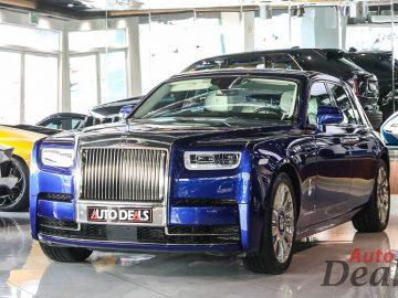 Rolls Royce Phantom | GCC -With Warranty & Service Contract | Top Options
