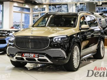 Mercedes Benz Maybach GLS 600 4Matic | 2021 – Brand New – GCC | With Warranty + Service Contract