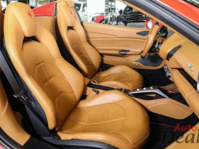 Ferrari 488 Spider   GCC – Under Warranty and Service Contract
