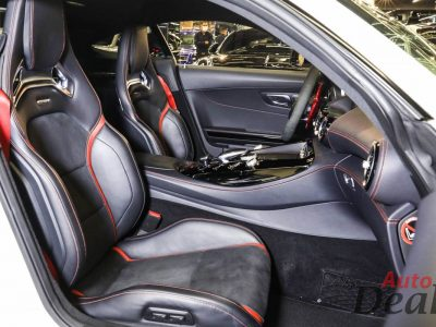 Mercedes Benz AMG GTS Edition 1 Brabus   Upgraded Performance   BHP & Torque Tuned Up