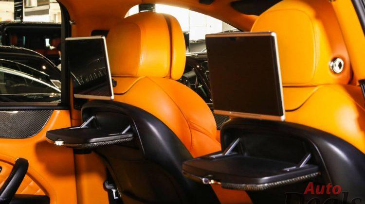 Bentley Bentayga W12 Signature Edition Mansory