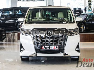 Toyota Alphard Executive Lounge   2021 Brand New – Full Option