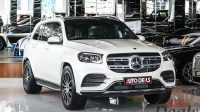 Mercedes benz GLS 450 4Matic | 2021 – GCC – With Warranty | Ultra Low Mileage