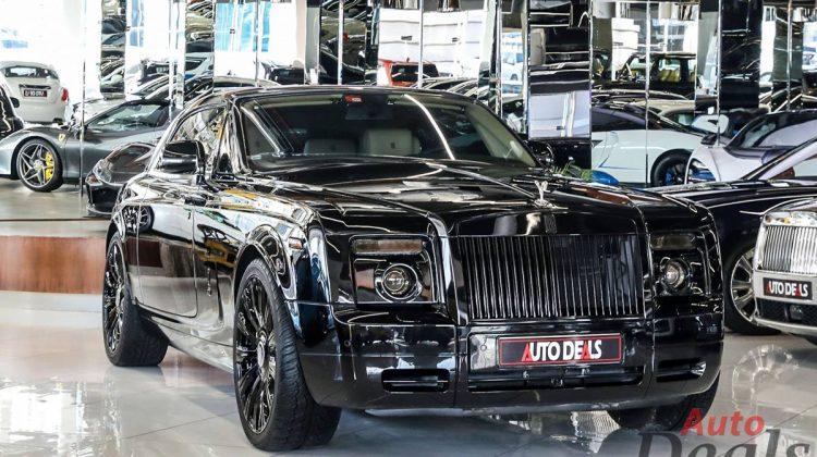 Rolls Royce Phantom Coupe | GCC – Top Options | Starlight | Very Low Mileage – Full Service History