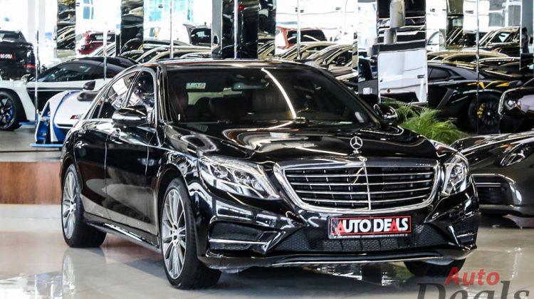 Mercedes Benz S 500 LWB