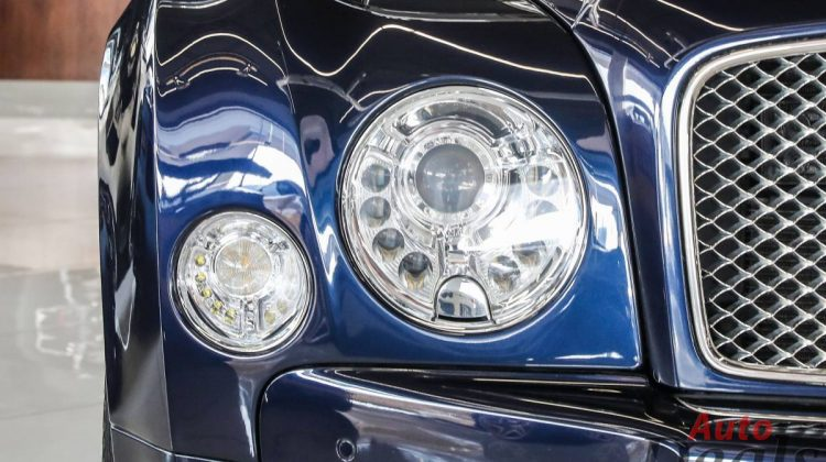 Bentley Mulsanne   GCC – Very Low Mileage