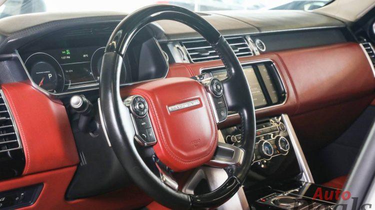 Range Rover Vogue Autobiography