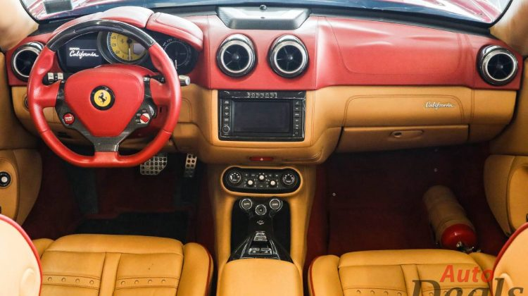 Ferrari California Pininfarina | Very Low Mileage | Convertible | Full Service History