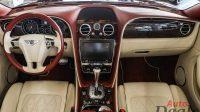 Bentley Continental GTC W12 Mulliner   GCC – Low Mileage   Special Color