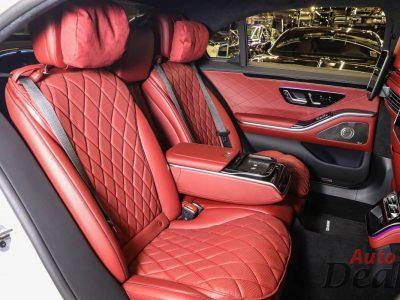 Mercedes Benz S 500 4Matic   2021 – Brand New   Full Option