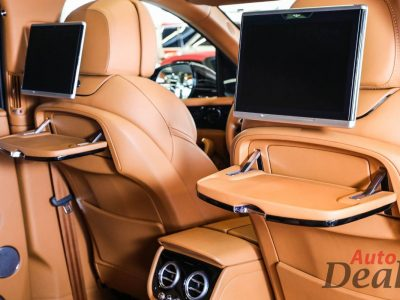 Bentley Bentayga First Edition W12   GCC – Low Mileage   600 BHP