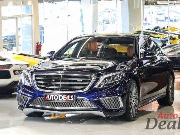 Mercedes Benz S 65 AMG | GCC – Low Mileage | Full Option