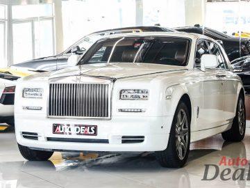 Rolls Royce Phantom | GCC – Full Option | Starlights