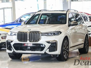 2022 BMW X7 M50i M Sport | Warranty and Service Contract Till July 2026
