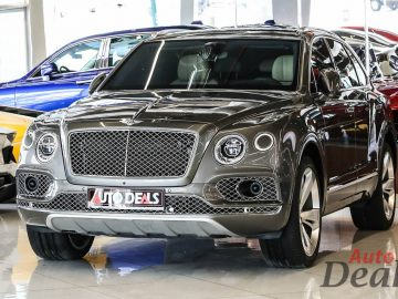Bentley Bentayga Signature Edition W12 | 600 BHP | Full Service History