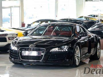 Audi R8 4.2 FSI Quattro R Tronic | GCC – Low Mileage