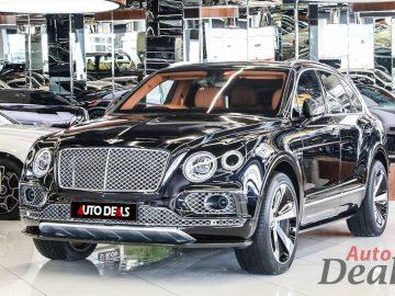 Bentley Bentayga First Edition W12 | GCC – Low Mileage | 600 BHP