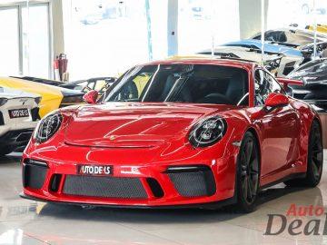 Porsche GT3 | GCC – Under Warranty | very Low Mileage