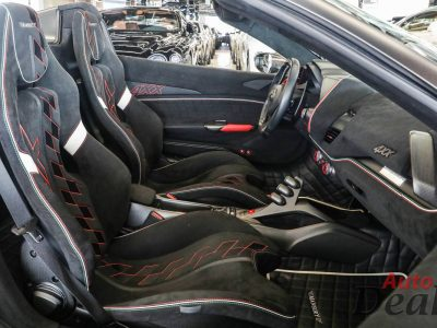 Ferrari Mansory Siracusa 4XX Spider One of One   Fully Loaded   Full Carbon Updates   790 BHP