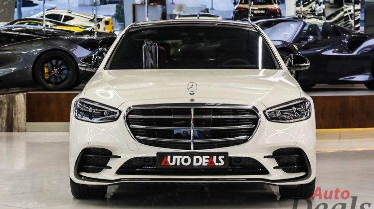 Mercedes Benz S 500 4Matic | 2021 – Brand New | Full Option